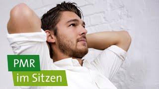Progressive Muskelentspannung im Sitzen - Anleitung zum Mitmachen