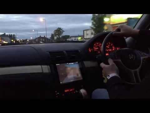 Bmw M3 E46 With Ipad Mini Install Part 1 Doovi