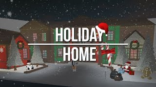 ROBLOX | Welcome to Bloxburg: Holiday Home 147k