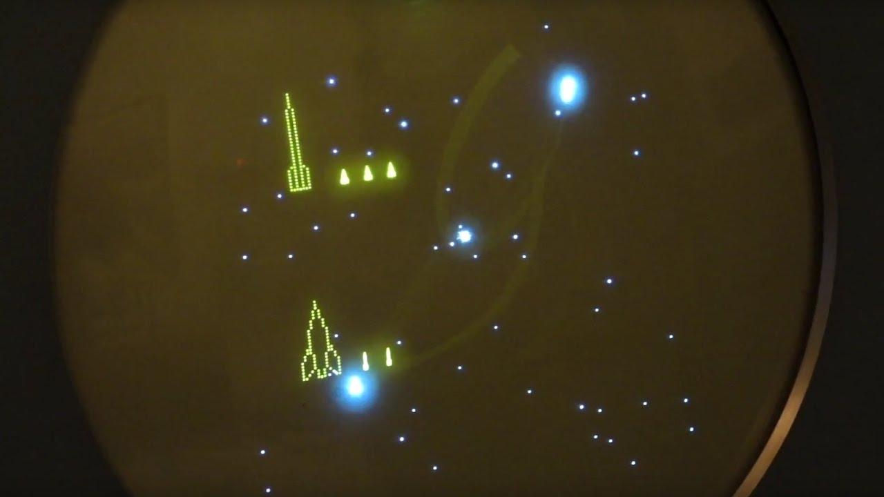 Resultado de imagen para Spacewar!