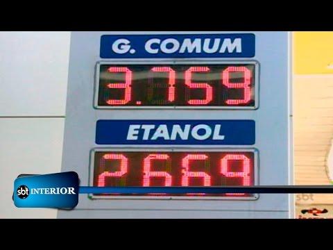 Donos de postos derrubam preço do combustível em Araçatuba