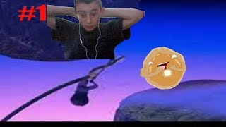 THIS GAME HAS PHYSICALLY HURT ME! | Getting Over It, With Bennett Foddy