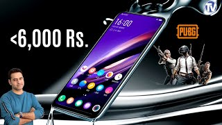 Best Smartphones under 6000 | Pubg | 5000 Mah Big Battery | Dual Cam | Hindi/Urdu | 2020