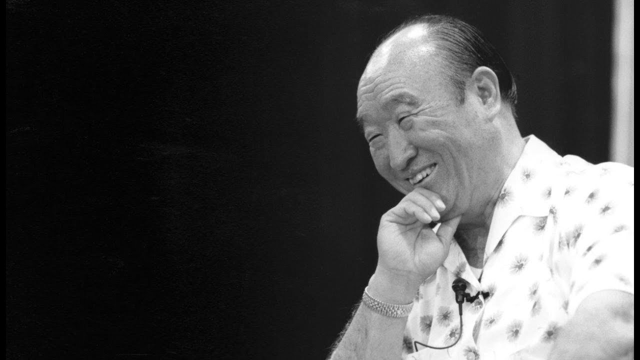 Life Course of Rev. Sun Myung Moon