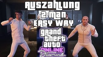 GTA 5 Casino DLC #8 Auszahlung LAST MISSION - 2 man EASY WAY