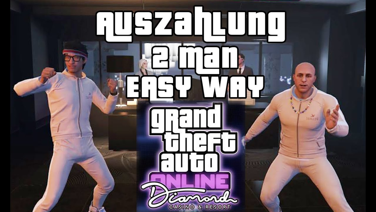 Gta Online Casino Mission Auszahlung