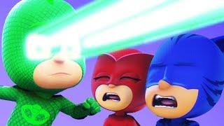 PJ Masks Full Episodes New Episode 5 Full Episodes Season 2 | Superhero Kids