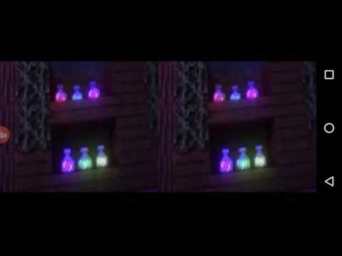 Baile de Minecraft para lentes VR
