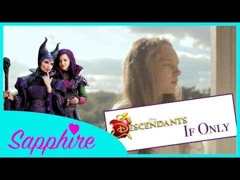 """Dove Cameron - If Only (From """"Descendants"""") - Cover by Sapphire"""