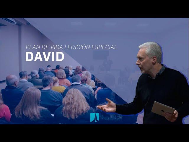 03. David: Un Rey con Corazón de Pastor - Lección 3