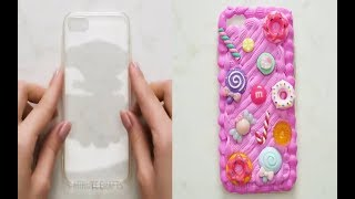 Cool and funny phone case ideas to make your device brighter    15 Minute Crafts