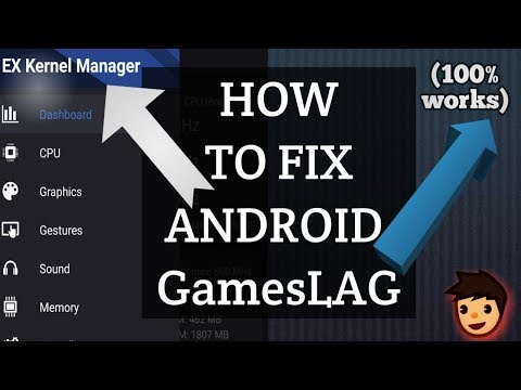 How To Fix All Android Games Lag,60fps(Boost)(EX MANAGER)(Nov-2017)