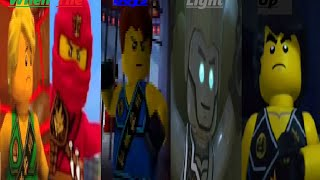 NINJAGO When The Boys Light Up