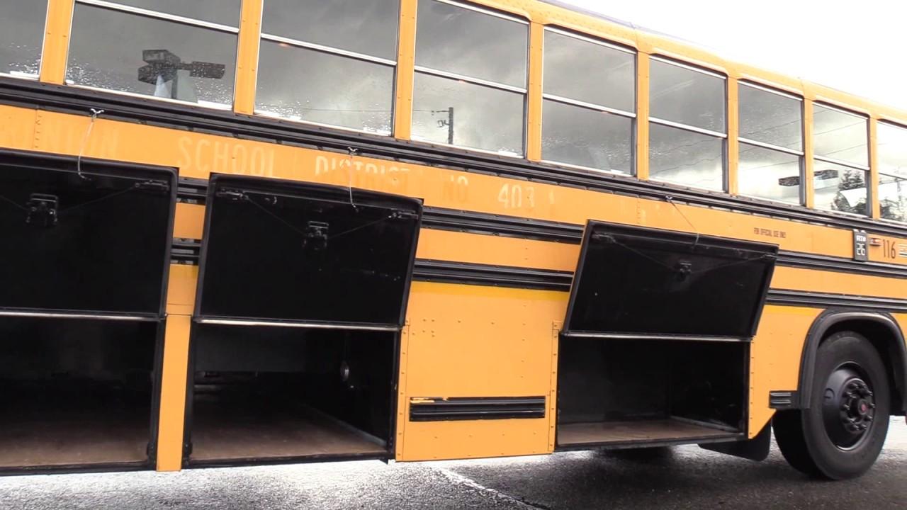 1999 Bluebird All American 75 Passenger - B75518