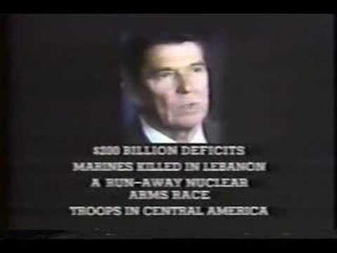 Gary Hart 1984 Television Ads