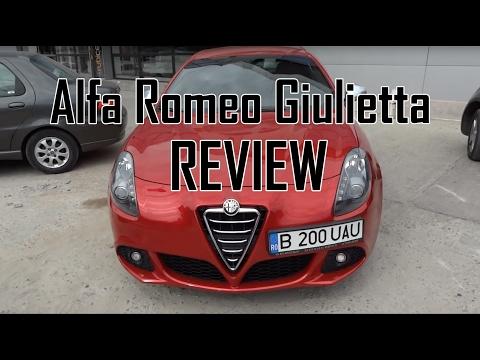 REVIEW Alfa Romeo Giulietta QV www.buhnici.ro