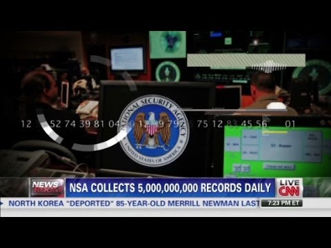 NSA: Cellphone Tracking