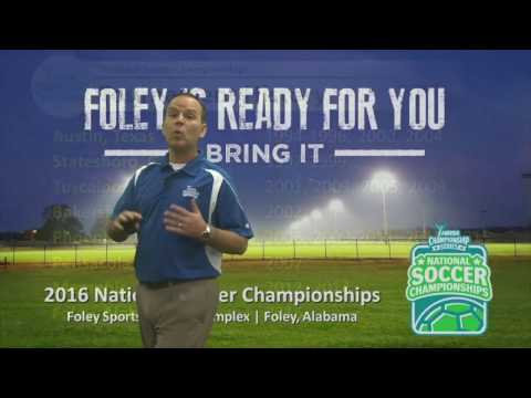 2016 NIRSA National Soccer Championships: Team Captains Presentation