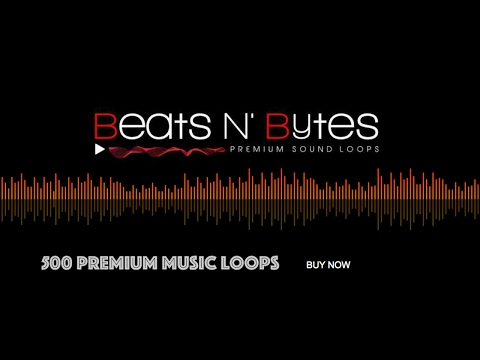 Beats N' Bytes - Download Your 500 Premium Music Loops