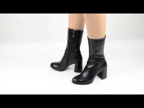 Купить женские сапоги и полусапоги Модные и стильные