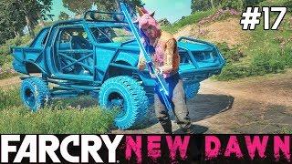FAR CRY New Dawn Gameplay PL [#17] Poszukiwacze SKARBÓW /z Skie