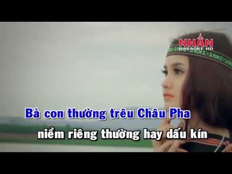 Karaoke Nỗi buồn Châu Pha BEAT REMIX HD