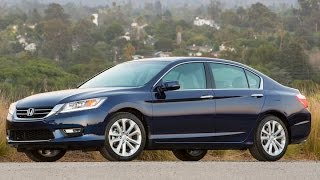 2015 Honda Accord V6 Review