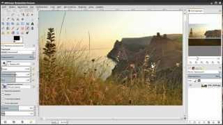 Уроки Gimp - Повышение резкости на фотоснимке