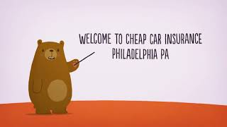 Get Car Insurance in Philadelphia PA