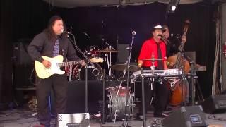 Chuck Strong & SRBQ @ Sagebrush Cantina 9-20-14