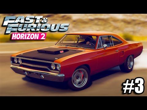 FH2 Presents Fast & Furious - Part 3 - Plymouth Road Runner Barn Find!