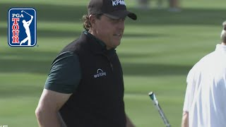 Phil Mickelson's extended highlights | Round 1 | CareerBuilder