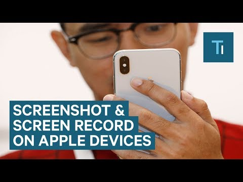 How To Screenshot And Screen Record On An iPhone, iPad, and Mac
