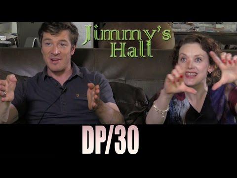 DP/30: Jimmy's Hall, Barry Ward and Simone Kirby
