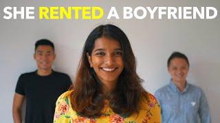 She Rented A Boyfriend