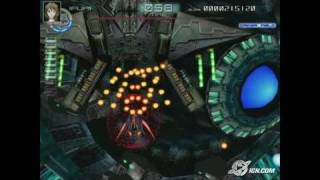 Chaos Field GameCube Gameplay - Lots of bullets