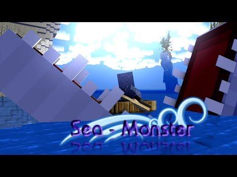 Sea Monster (Minecraft Animation)