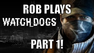 Watch Dogs Wii U Walkthrough - Part 1