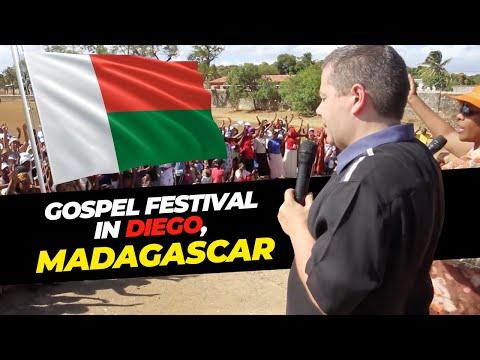 Diego, Madagascar Miracle Festival