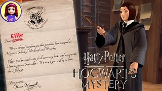 harry potter hogwarts mystery app game play chapters 1 2 3 kids toys