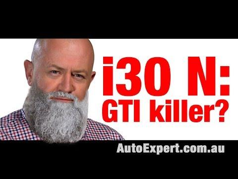 Hyundai i30 N: Volkswagen Golf GTI killer? Auto Expert John Cadogan | Australia