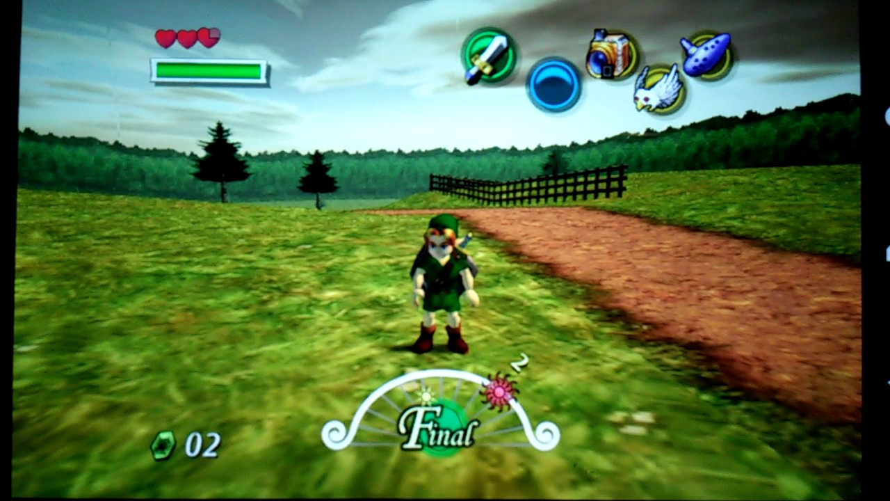 Texture Pack Zelda Majora Mask 3D 64/Wii Games on Android/New Content next  week