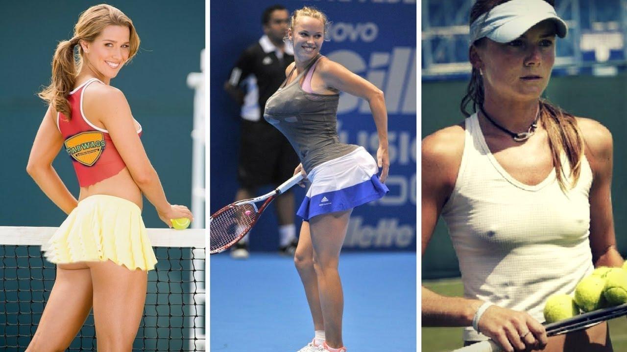 Những khoảnh khắc không thể rời mắt được trong Tennis. Thiên thần Tennis là đây chứ đâu.