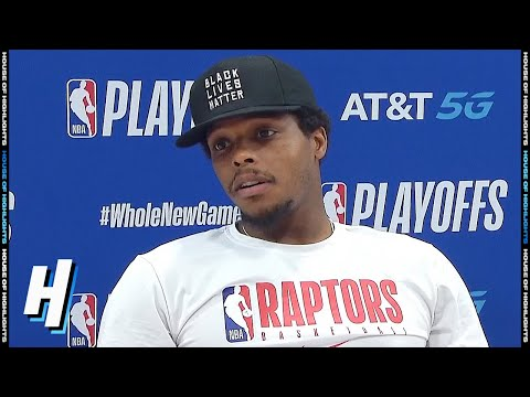Kyle Lowry Postgame Interview - Game 7 | Celtics vs Raptors | September 11, 2020 NBA Playoffs