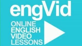 كيف اتعلم اللغه الانكليزيه بسهوله من موقع engvid