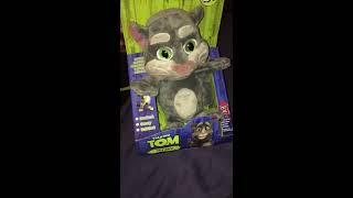 Talking Tom Toy!(Just like the App!)