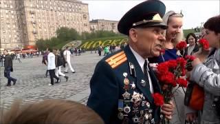 9 мая 2012, рассказ ветерана про Сталина , Парк Победы в Москве,(, 2015-05-05T17:26:08.000Z)