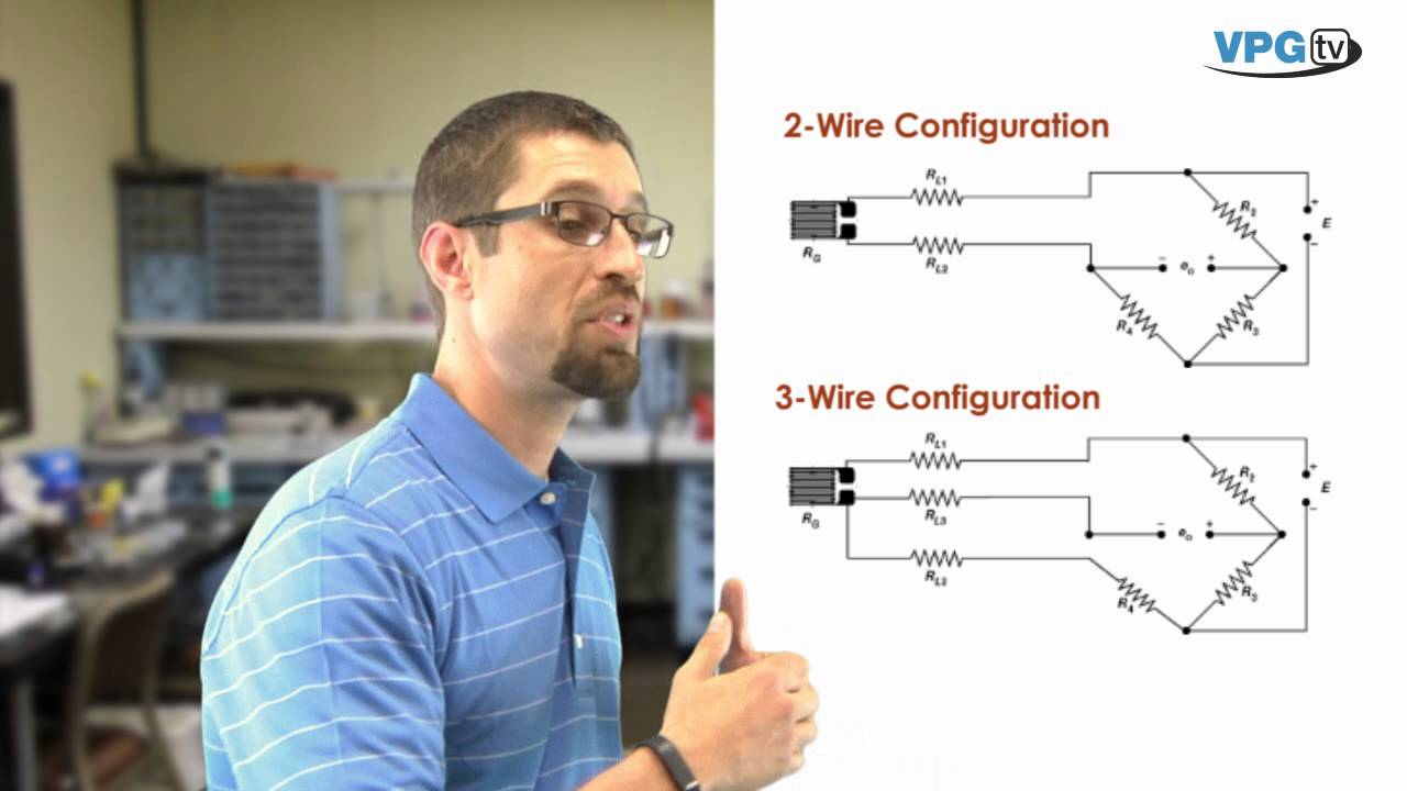 3 Wire Rtd Measure Setup Trusted Wiring Diagram 2 Mini Lecture Quarter Bridge Youtube 4 To