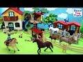 Fun Farm Animals Schleich Playsets Toys For Kids