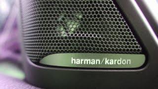 BMW F30 Harman Kardon Front Mid Door Speaker & Tweeter Upgrade!